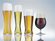 Drinking from Spiegelau beer glasses is exceptional for aroma and taste.