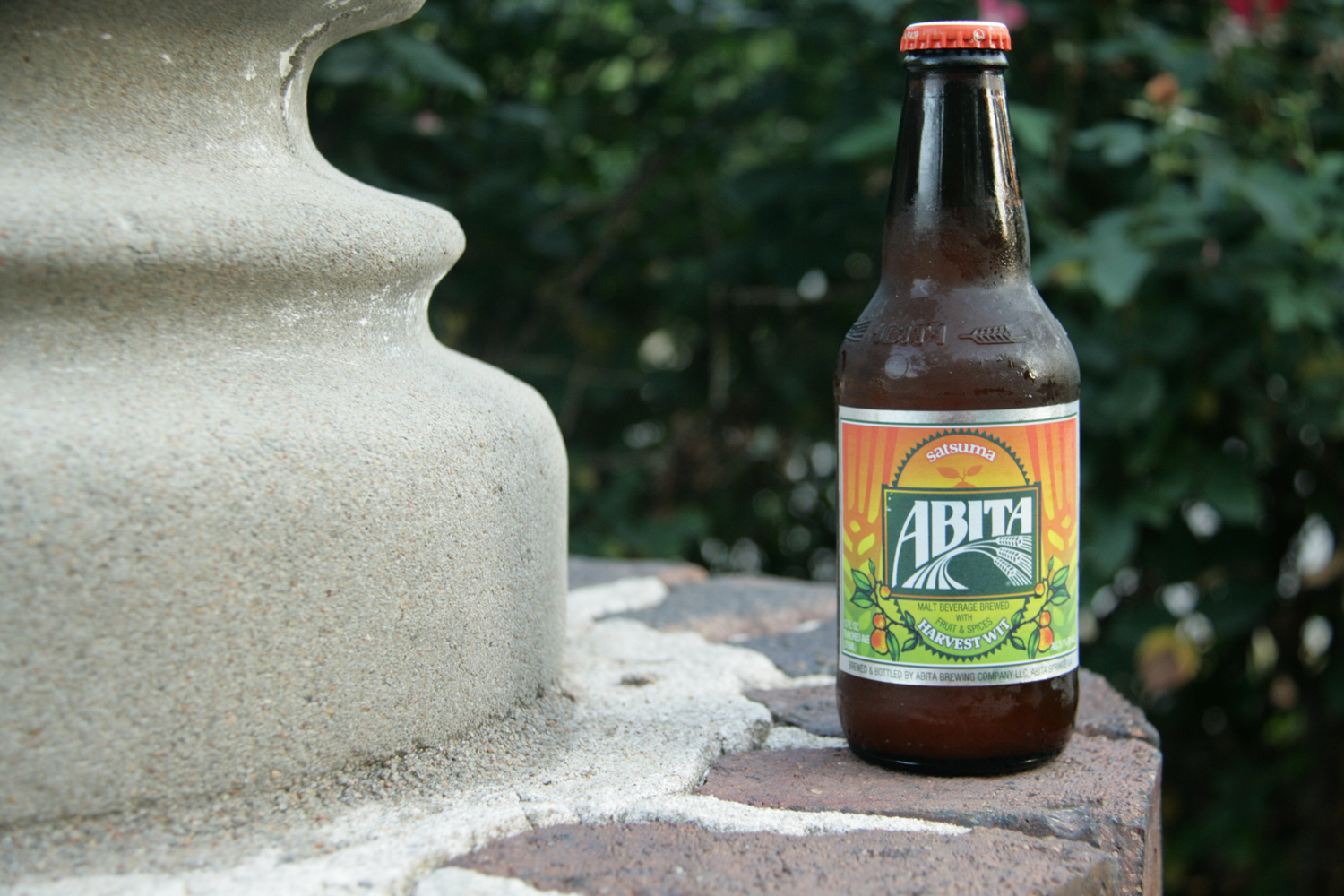 Seasonal Satsuma harvest beer from Abita is released in late summer.