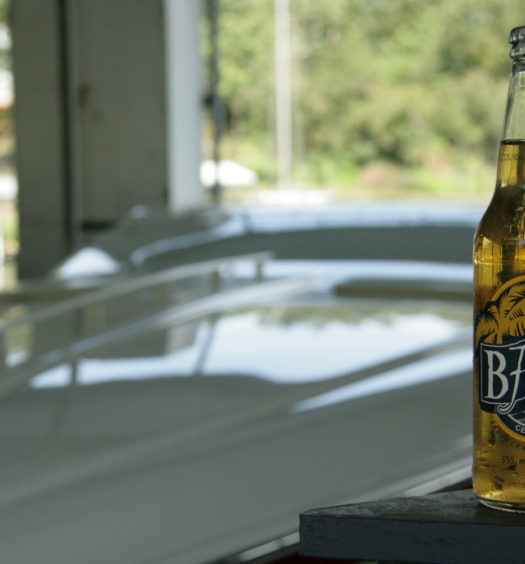 Baja Guatemala beer is popular in some regions for summer.