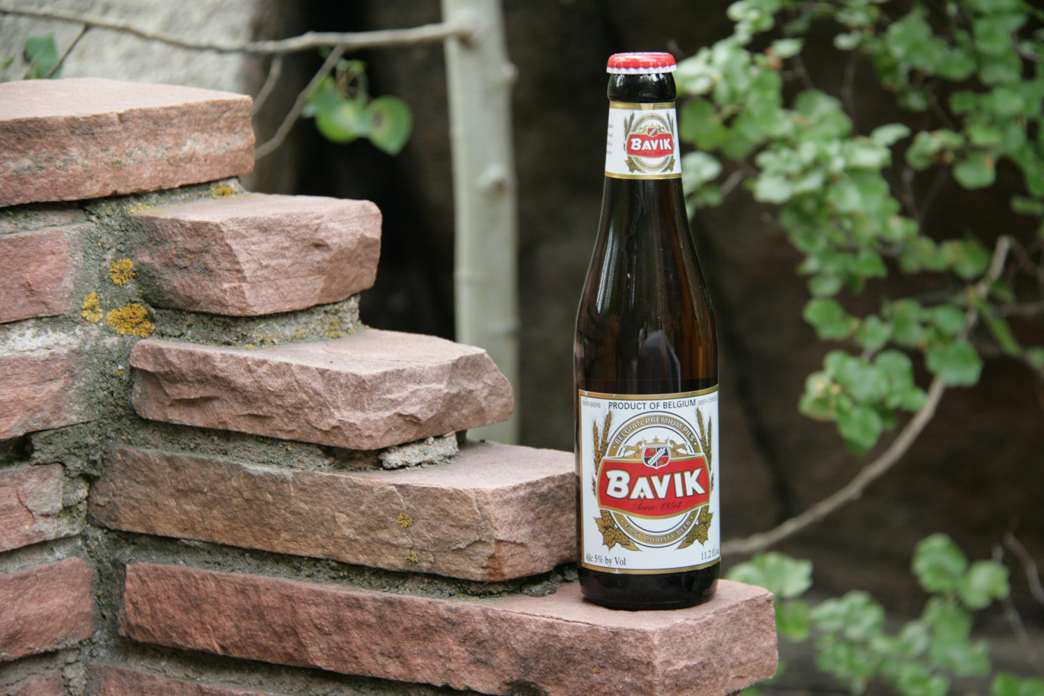 Bavik Pils is a Belgium summer beer.