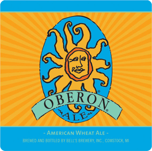Bell's Oberon Ale is a great summer beer.