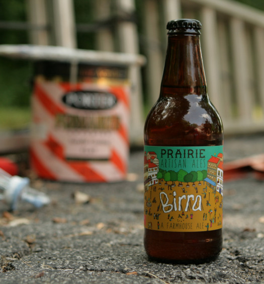 Birra is a top refreshing summer farmhouse ale for a great evening.