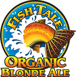 Fish Tale Blonde Ale is a great organic summer beer.
