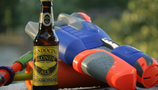 Mendocino Blonde Summer Boat Beer