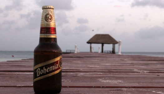 Bohemia Beer From Mexico
