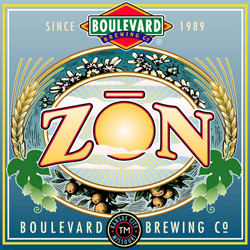 Boulevard's Zon seasonal summertime beer is perfect in Kansas City.