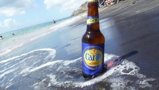 Carib Lager Caribbean Beer