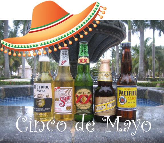 Find Cinco de Mayo beers and Mexican beer advice.