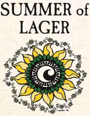 Summer of Lager from Cisco is a great summertime beer.