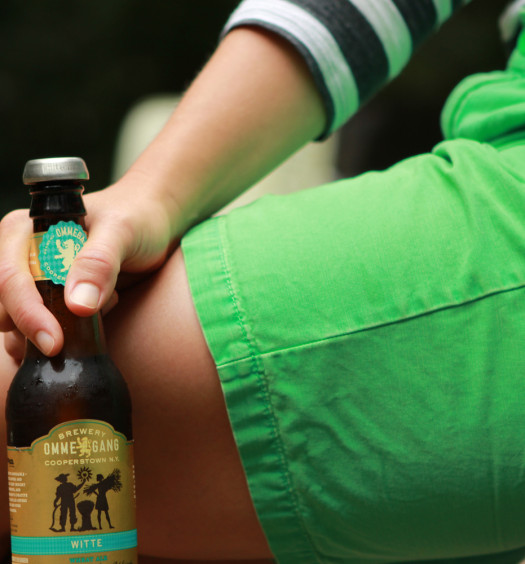 Drink cold beer in a bottle with Chillsner.