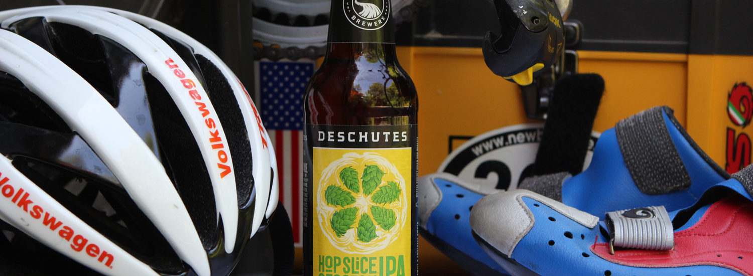 Deschutes Hop Slice is a beautiful summer session IPA beer.