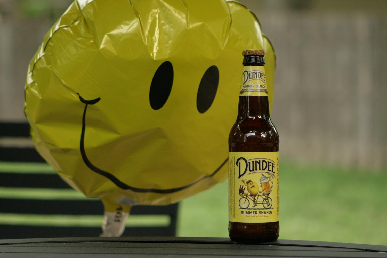 Dundee Summer Shandy beer is a seasonal lemon radler.