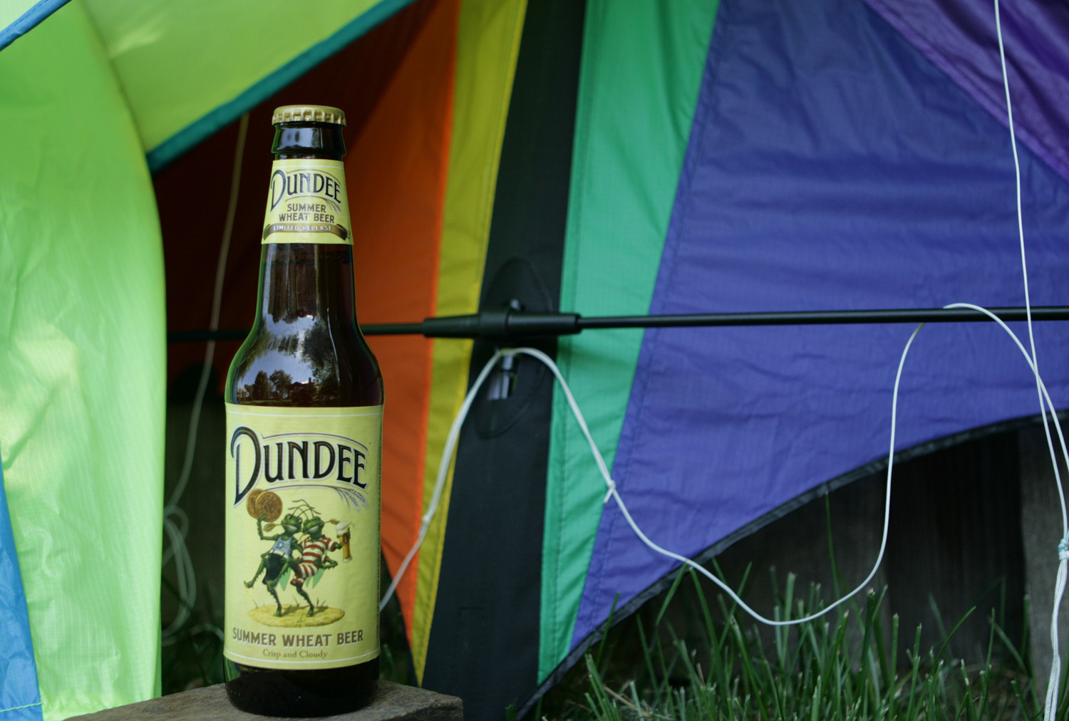 Dundee's summer seasonal release beer is a great refreshing drink.