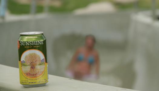 Sunshine Summertime Beer