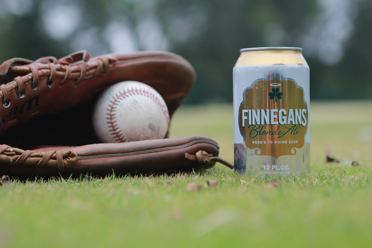 Finnegans Summer Blonde Ale goes perfectly with adventure.