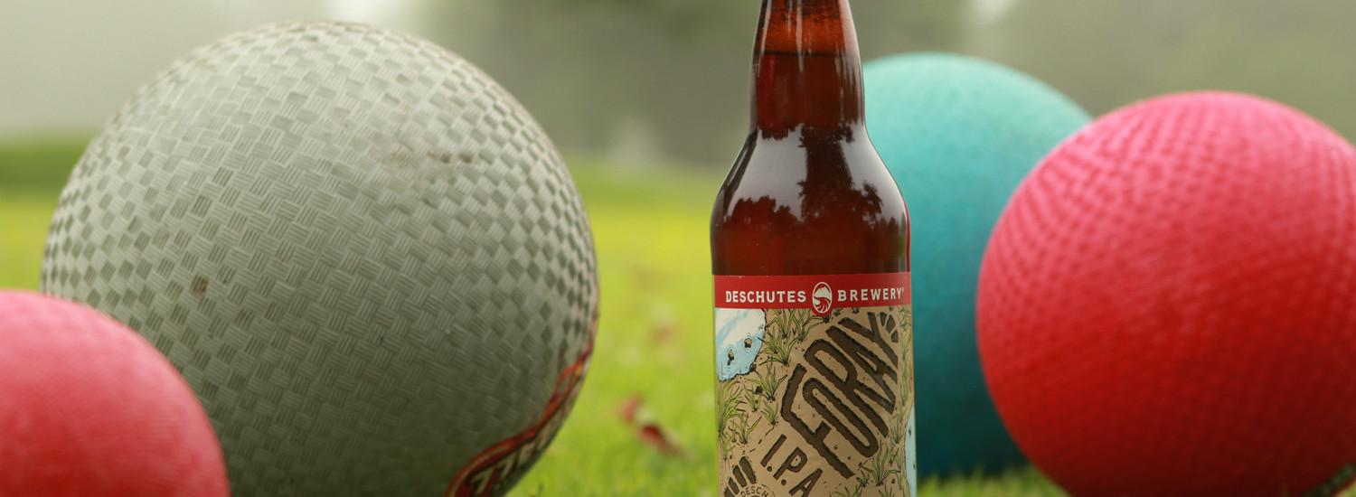 Foray Belgian Style IPA could become your favorite summer beer.