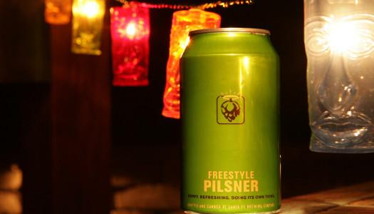 Freestyle Summertime Pilsner