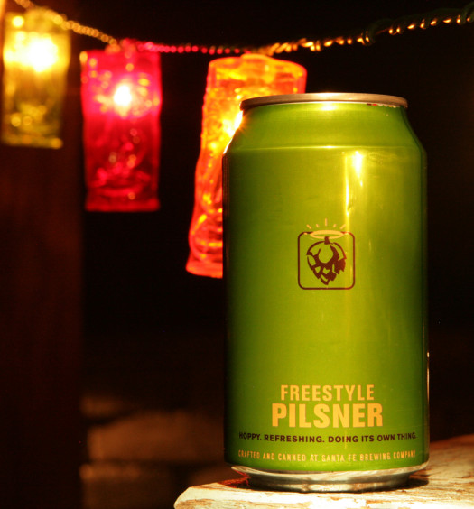 Freestyle Summertime Pilsner is a seasonal refresher.