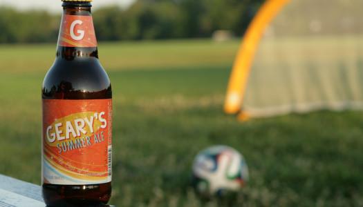 Geary's Summer Ale Beer