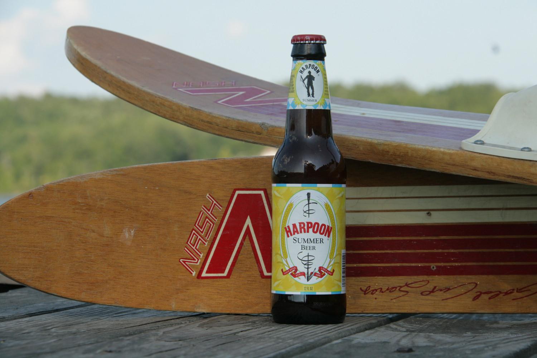 Harpoon Summer Beer is available seasonally.