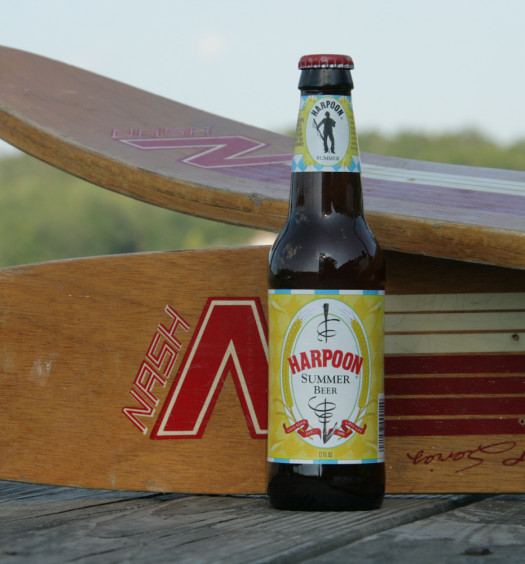 Harpoon Summer Beer is available seasonally.