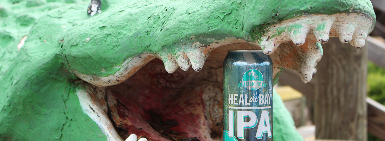 Heal the Bay IPA should be your go to summer beer in LA.
