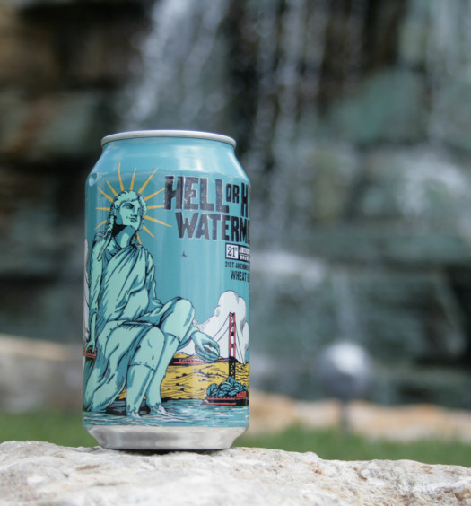 Drink Hell or High Watermelon for a great craft summer fruit beer.
