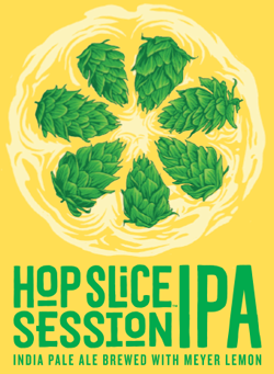 Enjoy Hop Slice Summer Session IPA from Deschutes Brewery.