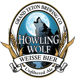 Howling Wolf summer bier for drinking.