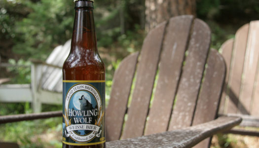 Howling Wolf Summer Bier