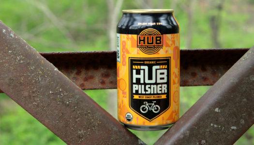 HUB Organic Pilsner