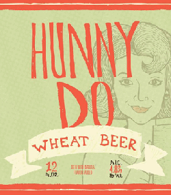 Hunny Do summer craft beer is a great wheat beer for the season.