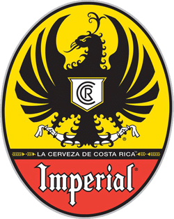 Imperial Costa Rica beer.
