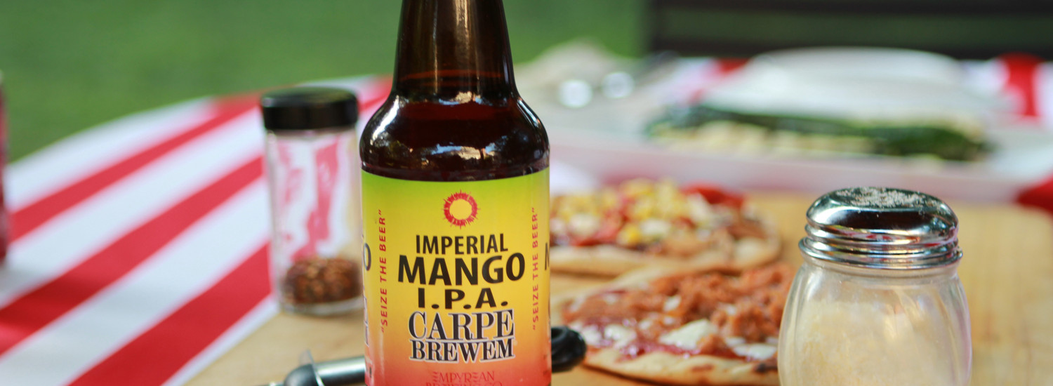 Summer beer Imperial Mango IPA is a limited release beer.