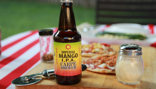 Imperial Mango Limited Release Beer