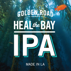 Heal the Bay IPA from Golden Road is a great summer beer.