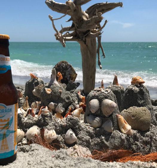 Islamorada Ale complete Florida Beer.