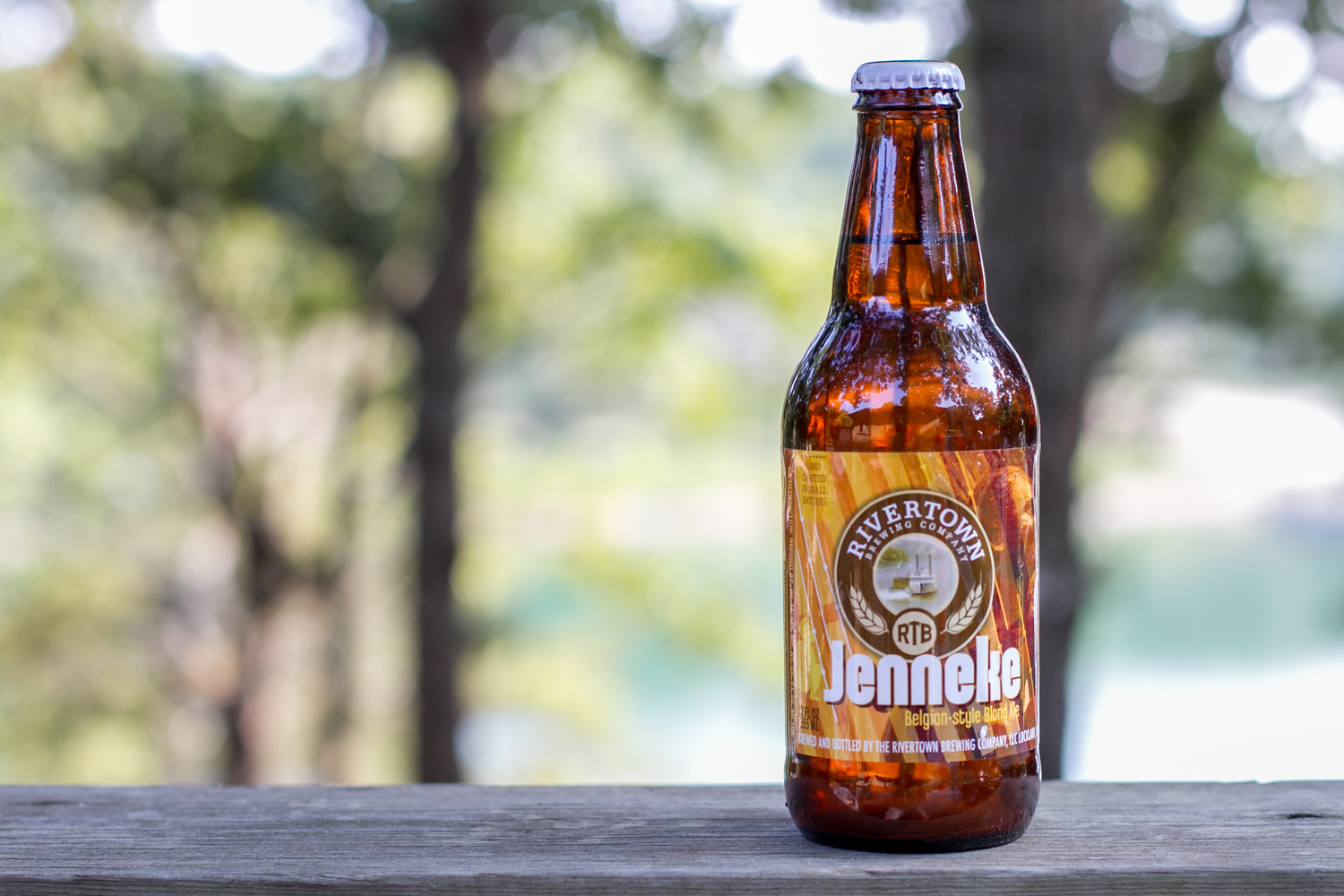 This Belgian style blond ale is a good summer beer.