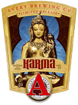 Avery's Karma is a great summer Colorado beer.