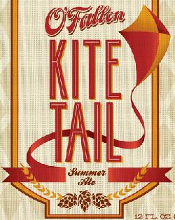 Drink a Kite Tail St. Louis beer from O'Fallon this summer.
