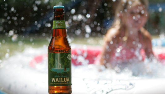 Wailua Wheat Summer Hawaii Beer