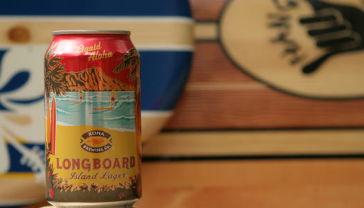 Longboard Summer Island Lager