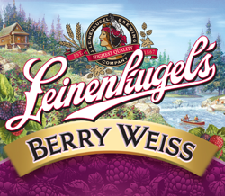 Leine Berry beer is fruity.