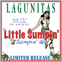 Lagunitas Little Sumpin' Sumpin' Ale is a great summer party beer.