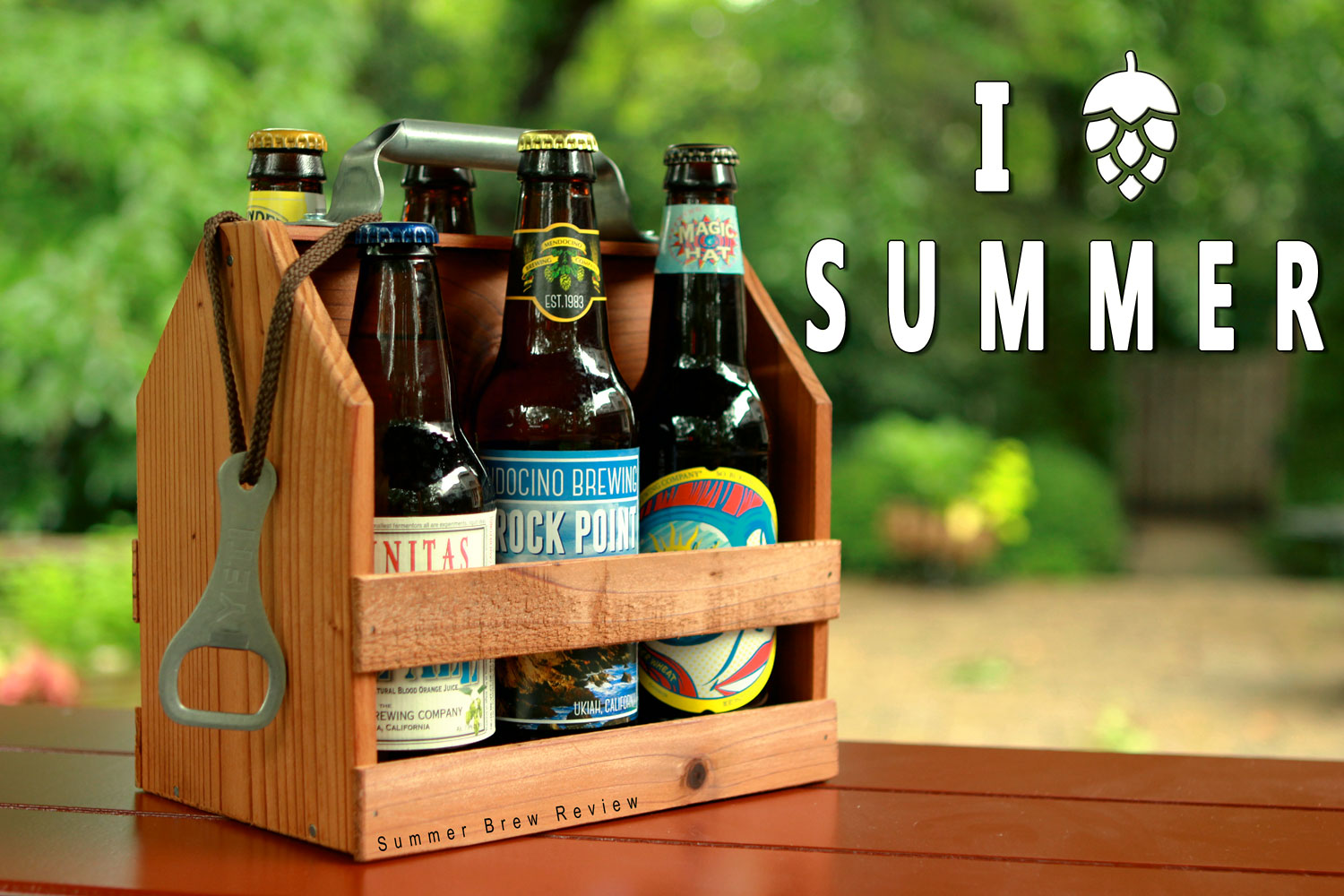 Huge selection of new seasonal summer beer reviews.