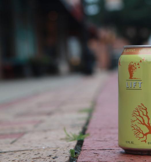 Madtree Lift is a good blonde summer beer.