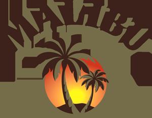 Malibu coconut beer for summer.