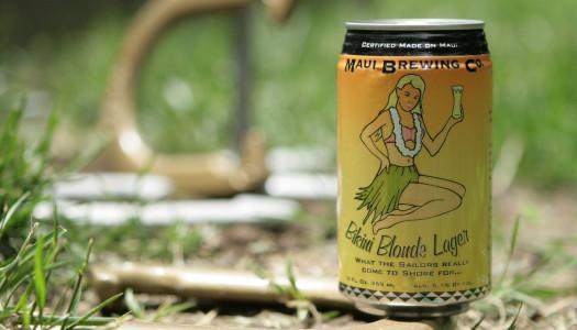 Bikini Beer Blonde Lager