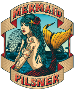 Coney Island Mermaid Summer Pilsner is a great seasonal beer.