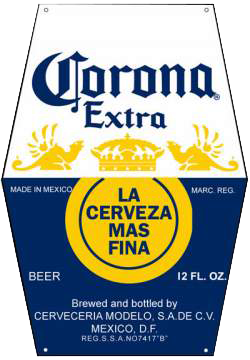 Corona Beer just may be the most popular summer cerveza.